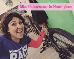 Learn how to do basic bike maintenance on a course in Nottingham