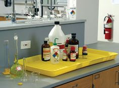 Spill Containment Utility Tray
