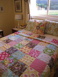 My quilt | por sewfunbymonique