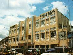 La Histórica edificación donde funcionó aproximadamente por 60 años el Hotel Real sobre la Avenida Paseo de Bolívar en la ciudad de Barranquilla Colombia