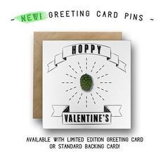 #Repost @pingame.co.uk  Wish the special person in your life Hoppy Valentine's Day with this Hop pin with or without matching card! Order asap to receive in time for Valentine's Day. Pingame.co.uk  #beer #hop #hops #craftbeer #ilovebeer #instabeer #beerstagram #beeroftheday #beersofinstagram #beerlover #craftbeerporn #beergeek #beerme #cerveza #bier #cheers #beernerd #valentinescard #greetingcard #pins #pin #valentinesgift #beerporn #valentines2017 #valentines #presents #valentinesday…