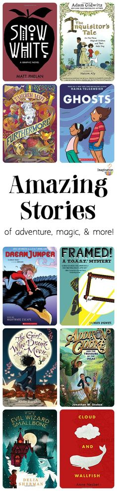 Action, Mystery, Fantasy & More! New Chapter Books Fall 2016