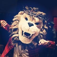 Lion Man.