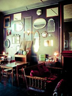 We love The Wheatsheaf in Tooting Bec! Perfect if you like a side helping of quirkiness and character with your pint.