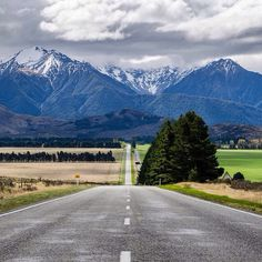 Arthur's Pass, South Island New Zealand - Arthurs Pass takes you from Christchurch to Greymouth on the West Coast of the Country ~
