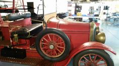 Customer Testimonial - Rohrbach  1924 Delahaye Fire Engine