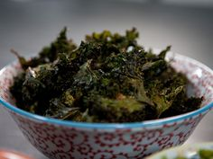 Chili Kale Chips, makes our CSA kale edible and even snackable, and best of all it is so easy!