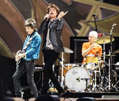 The Rolling Stones to play 'Shoe in May.   Credit: Courtesy of TNS.