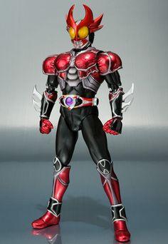 SH Figuarts Kamen Rider Agito Burning Form