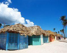 Dominican Republic, Caribbean: Saona, off the coast southeast of La Romana: Gorgeous beaches, and even more gorgeous dive