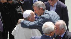 Pape François - Pope Francis - Papa Francesco - Papa Francisco : lundi 28 juillet 2014, il Papa, visita privata ai pentecostali di Caserta