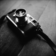 My lovely Leica by floguill, via Flickr