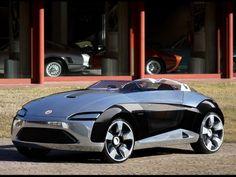 2007 FIAT BARCHETTA CONCEPT - by Carrozzeria Bertone of Turin