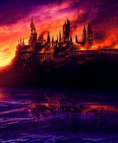 Home :( I remember when I first saw the trailer where they show the castle in ruins, my heart broke.