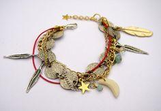 Astrology bracelet by Lee May Foster Wilson