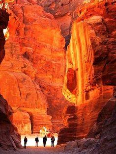 Petra Through the Back Door, Jordan - travel inspiration on our blog!