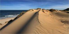 Sleeping Bear Dunes as photographed by Mark Lindsay