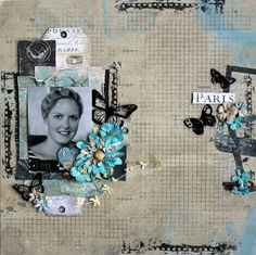 Love you by Michelle Frisby - Scrapbook.com