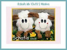 Schafe 13x18 ith