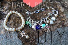 DIY : Bracelet Charm, idéal pour la fête des mères ou pas