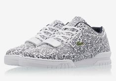 low priced 6e31a bfa66 Keith Haring Lacoste Shoes Release Dates + Info
