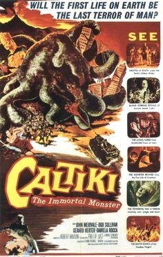 Caltiki, the Immortal Monster (1959) [Italy/U.S.A.]