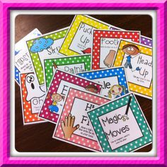 Mrs. Lee's Kindergarten: Guided Reading Small Groups