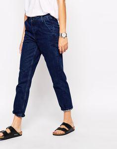 Bethnals Murphy Tapered Straight Leg Boyfriend Jeans