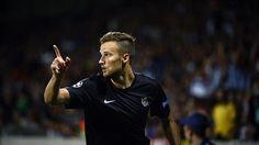 Real Sociedad: El gol se llama Seferovic: http://www.elenganche.es/2013/08/real-sociedad-el-gol-se-llama-seferovic.html