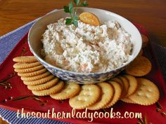 This recipe for Shrimp Dip is perfect to serve your friends and family for game day or any holiday gathering.  We can eat this anytime. I have even had it for lunch on a croissant as a sandwich. 3 ...