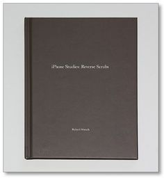 iPhone Studies: Reverse Scrubs.  One Picture Book #82.  Photographs by Richard Misrach.  Nazraeli Press, Portland, 2014. 16 pp., 10 color an...