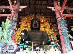 Daibutsu (giant Buddha) - Soraku-gun, Kyoto Prefecture, JP