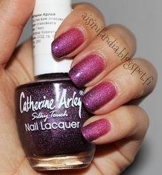 #CatherineArley #gradient #nailart #notd #purple #pink