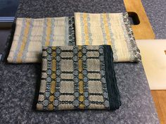Ravelry: RogueSparrow's Ms & Os Plaid Towels
