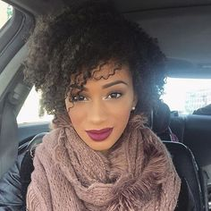Gorgeous curls! @kayshara  #naturalhair #boblife #curls #beauty #stunner #thecutlife