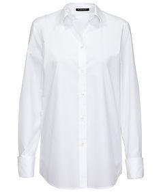 Bluse von Strenesse  #white #fashion #business #engelhorn
