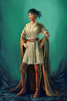 Jedi Sentinal by ~defcombeta on deviantART
