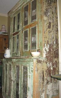 sisters garden Painted Hutch, Painted Furniture, Chalk Paint, Sisters, Dressers, Garden, Painting, Decor, Art