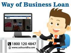 Cash Suvidha is the best way for Getting Business Loan Easily. #QuickLoan #EasyLoan #BusinessLoan #UnsecureBusinessLoan