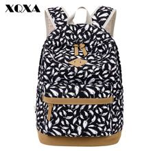 XQXAHigh Quality Bunuck Leather Backpack School Bags for Teenagers Girls Bolsas Mochila Feminina Canvas Printing Backpack Female     Tag a friend who would love this!     FREE Shipping Worldwide     #BabyandMother #BabyClothing #BabyCare #BabyAccessories    Buy one here---> http://www.alikidsstore.com/products/xqxahigh-quality-bunuck-leather-backpack-school-bags-for-teenagers-girls-bolsas-mochila-feminina-canvas-printing-backpack-female/