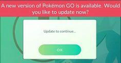 Pokemon Go iOS & Android Update Sorunu ve Çözümü - http://www.pokemongotr.gen.tr/pokemon-go-ios-android-update-sorunu-ve-cozumu/ #pokemon #pokemongo #pokémon #pokemonx #pokemonturkey #pokemonturkiye #pokemongoistanbul #pokemongoankara #pokemongoizmir #pokemongoadana #pokemongokonya
