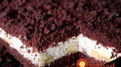 Fantastická krtkova torta na plechu