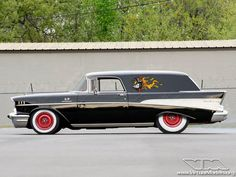 1957 Nomad Delivery Custom