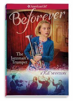 American Girl Kit Mystery The Jazzman's Trumpet