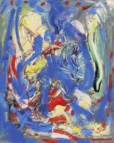 Hans Hofmann Composition #3 1952