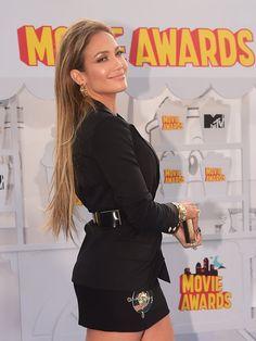 Pin for Later: Retour Sur les MTV Movie Awards de 2015 Jennifer Lopez