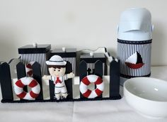 Kit higiene - marinheiro