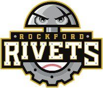 Rockford Rivets (Rockford, Illinois) -Northwoods League- /Rivets Stadium/ Div: South #RockfordRivets #RockfordIllinois #NorthwoodsLeague (L21693)