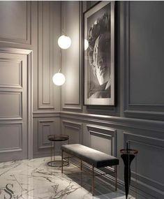 Interior Design Minimalist, Home Interior Design, Interior Architecture, Interior Decorating, Modern Design, Modern Classic Interior, Decorating Blogs, Design Living Room, Living Room Decor
