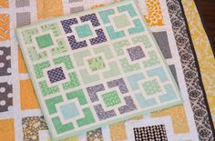 Hyacinth Quilt Designs: More Minis...